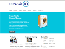 Tablet Preview of consult10.co.za